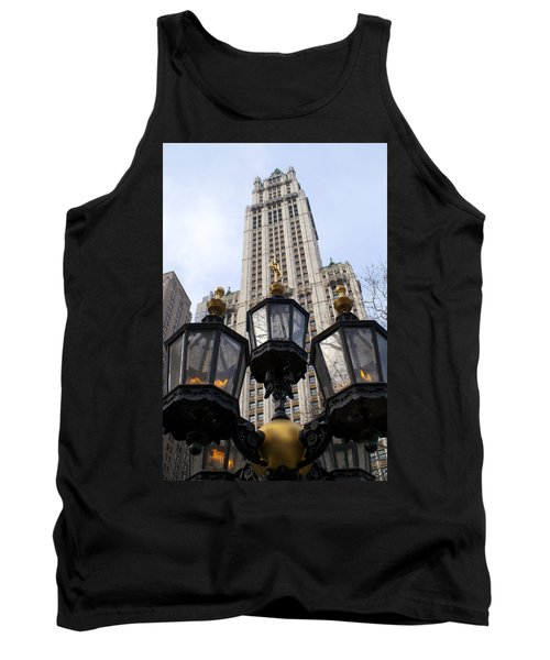 City Hall Area Nyc Tank Top