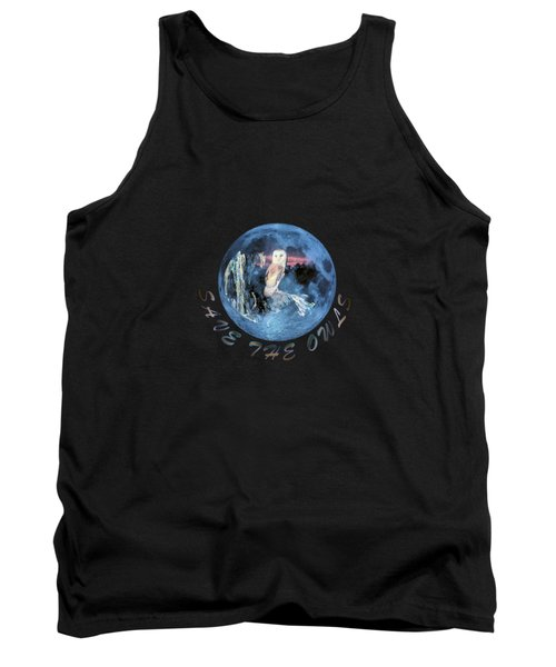 City Lights Tank Top by Valerie Anne Kelly