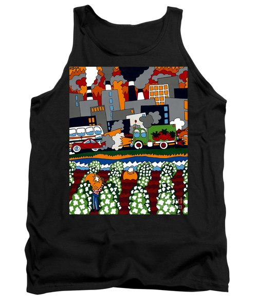 City Limits Tank Top