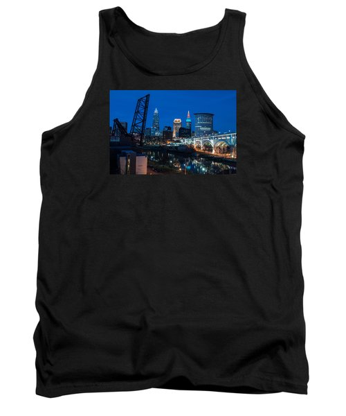 City Of Bridges Tank Top