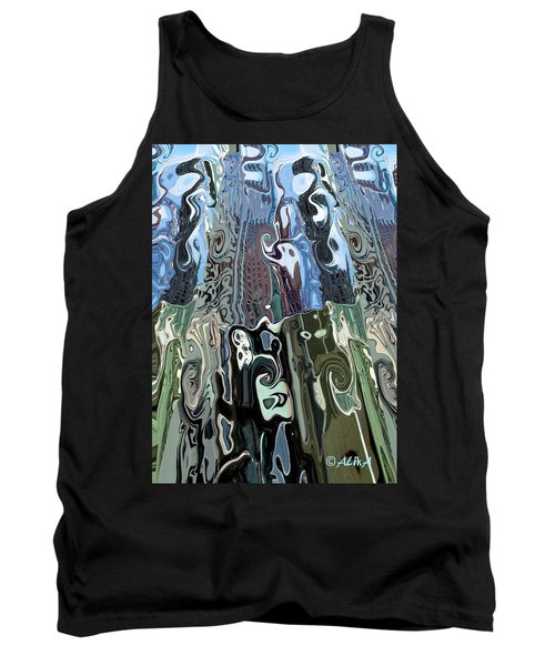 City Towers Tank Top