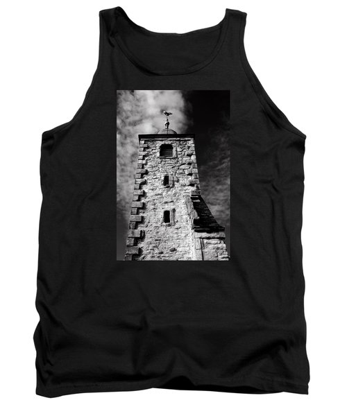 Clackmannan Tollbooth Tower Tank Top by Jeremy Lavender Photography