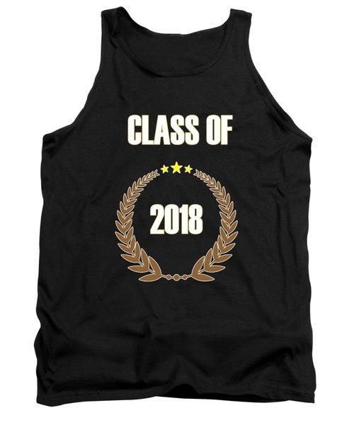 Class Of 2018 Tank Top