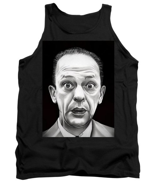 Classic Barney Fife Tank Top by Fred Larucci