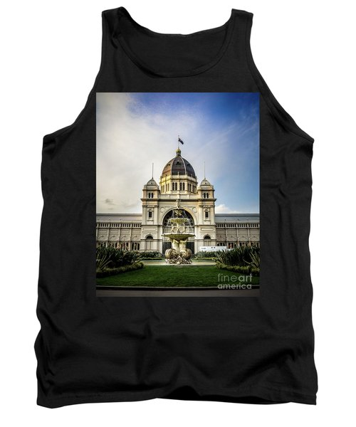 Tank Top featuring the photograph Classic Buld by Perry Webster