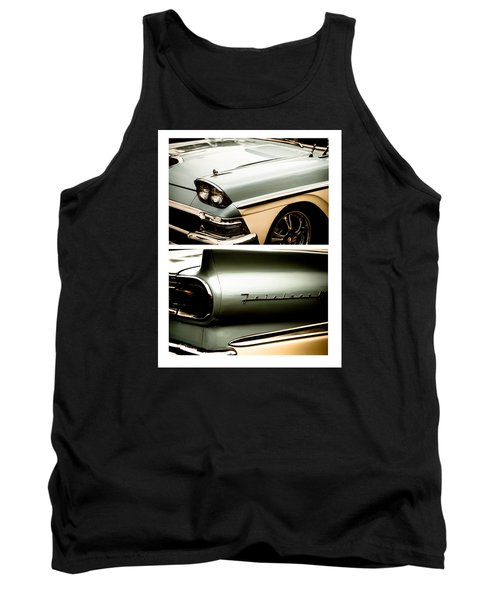 Tank Top featuring the photograph Classic Duo 2 by Ryan Weddle