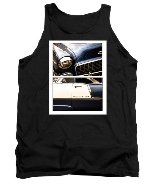 Tank Top featuring the photograph Classic Duo 5 by Ryan Weddle