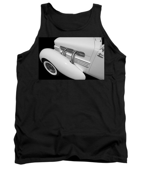Tank Top featuring the photograph Classic Lines by Aaron Berg