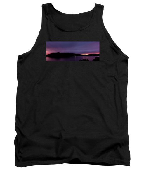 Clatteringshaws After Sunset. Tank Top