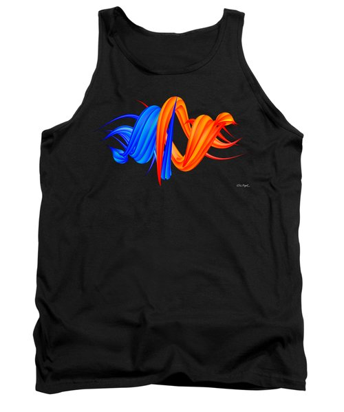 Claw Whirl Tank Top