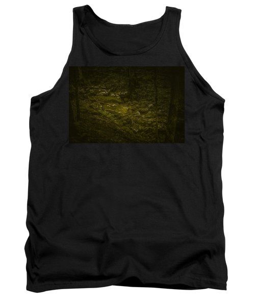 Claws Of Time Tank Top