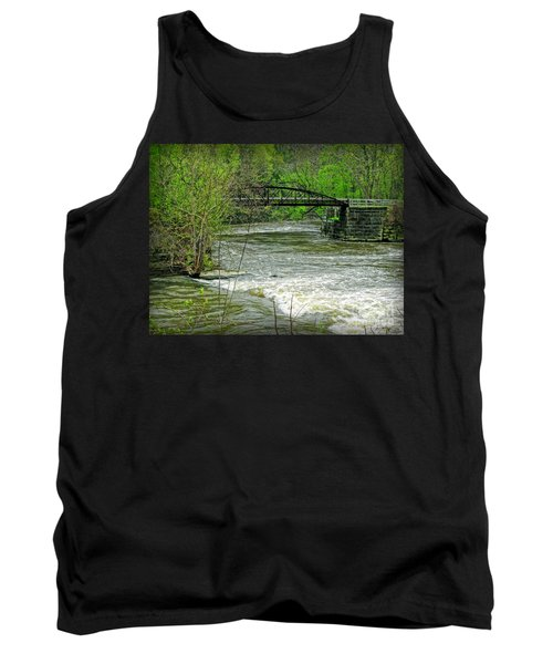 Cleveland Metropark Bridge Tank Top