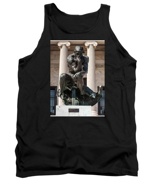 Cleveland Museum Of Art Tank Top