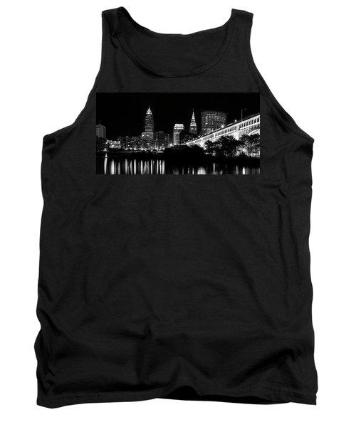 Cleveland Skyline Tank Top
