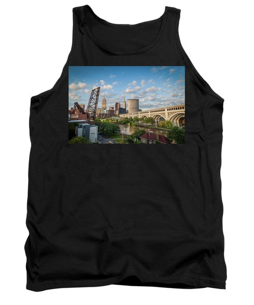 Cleveland Skyline Vista Tank Top