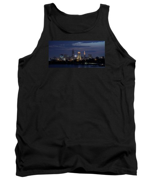 Cleveland Starbursts Tank Top