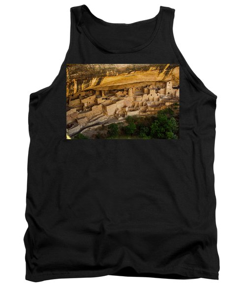 Cliff House From Above Tank Top