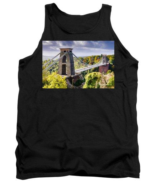 Clifton Suspension Bridge Tank Top