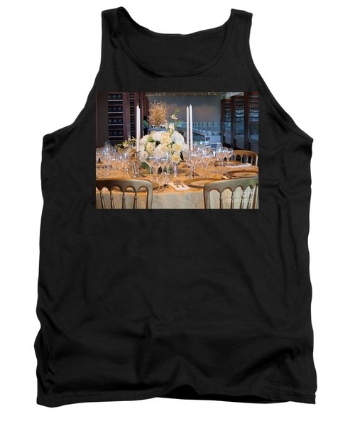 Clinton State Dinner 1 Tank Top