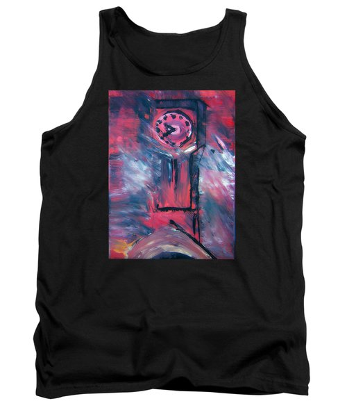 Clock Tower By Colleen Ranney Tank Top