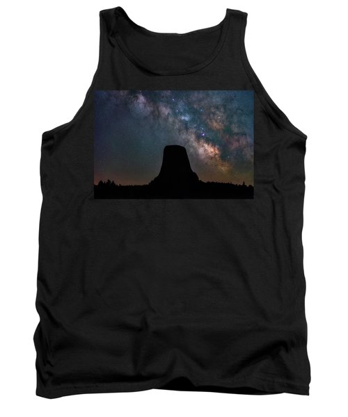 Tank Top featuring the photograph Closer Encounters by Darren White