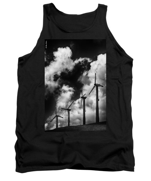 Cloud Blowers Tank Top