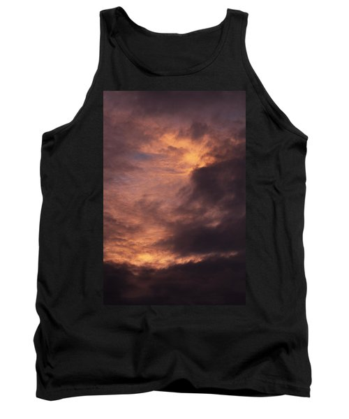 Clouds Tank Top by Clayton Bruster