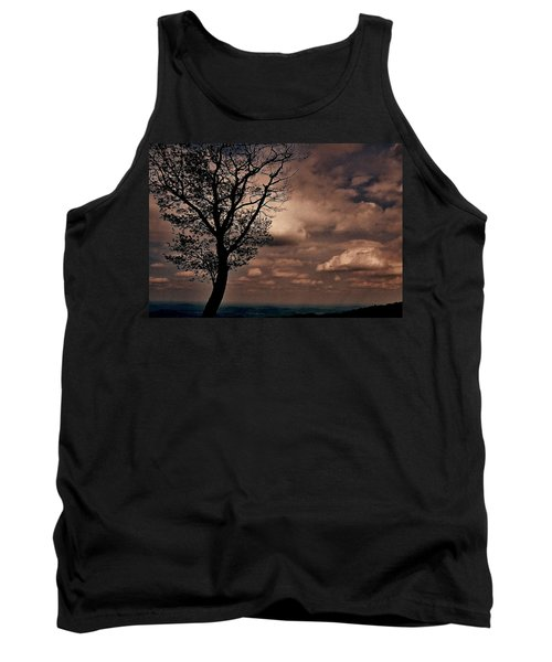 Clouds Over Shenandoah Tank Top