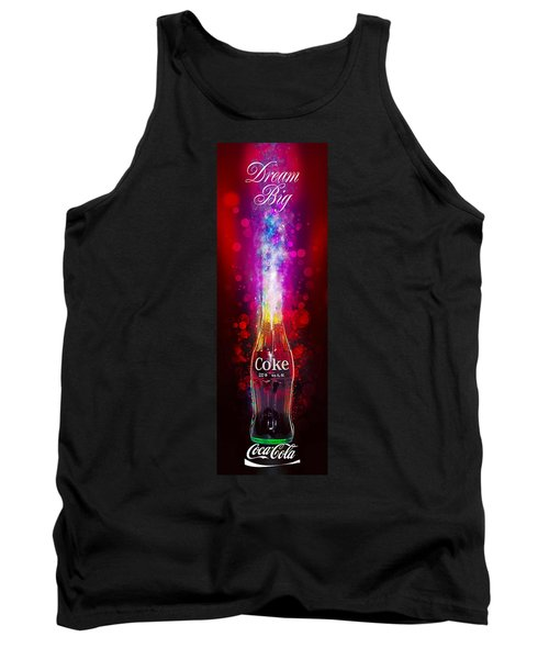 Coca-cola Dream Big Tank Top