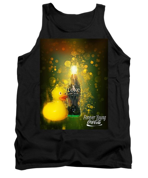 Coca-cola Forever Young 5 Tank Top