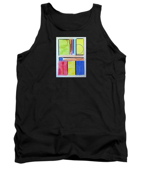 Cocktail Stains Tank Top
