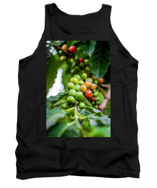 Coffee Plant Tank Top