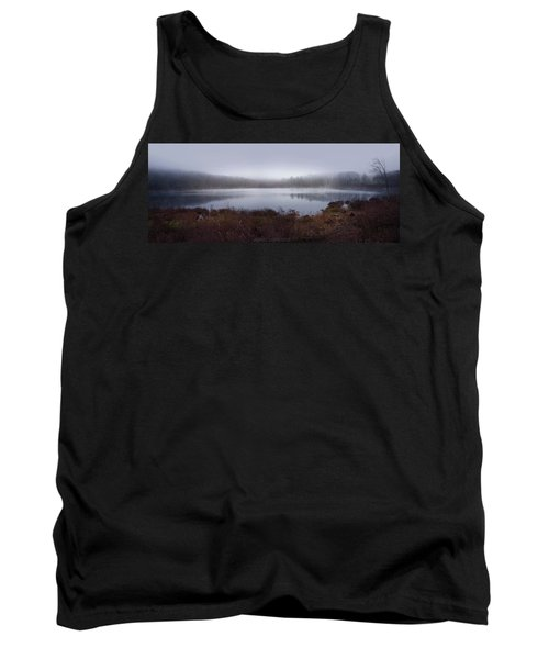 Cold And Misty Morning... Tank Top