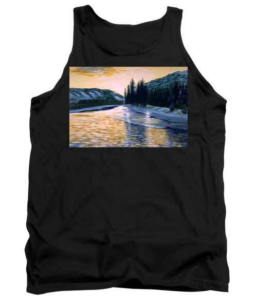 Cold Water Tank Top