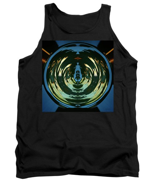 Tank Top featuring the photograph Color Abstraction Lxx by David Gordon
