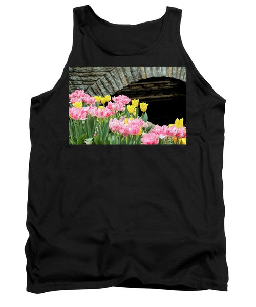 Color Along The Pond Tank Top