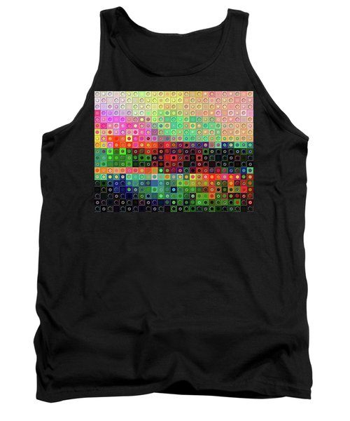 Color Coded Tank Top