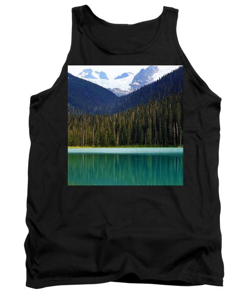 Lower Joffre Lake Tank Top by Heather Vopni
