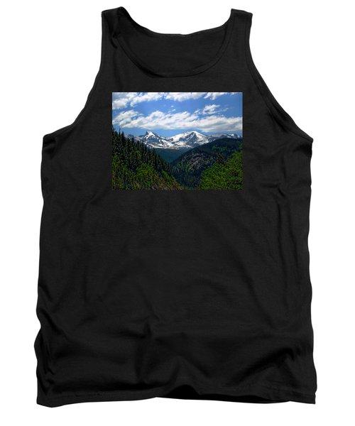 Colorado Rocky Mountains Tank Top