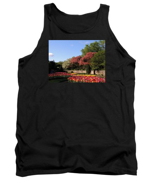 Colors Of May Tank Top