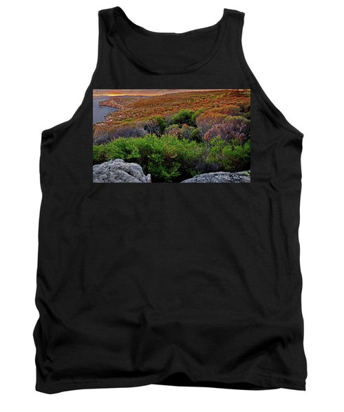 Tank Top featuring the photograph Colours Of North Head by Miroslava Jurcik