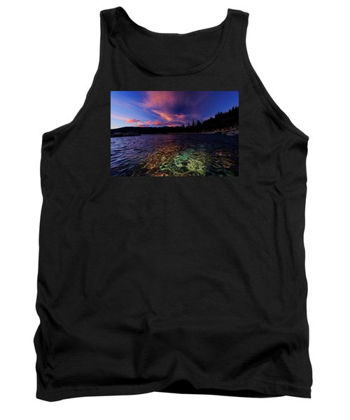 Tank Top featuring the photograph Come To My Window by Sean Sarsfield