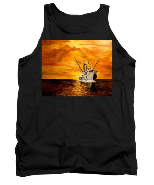 Coming Home Tank Top by Alan Lakin