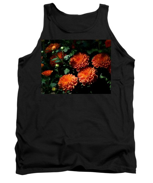 Coming Out Of The Shadows Tank Top