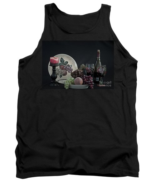 Coming To Life Tank Top by Sherry Hallemeier
