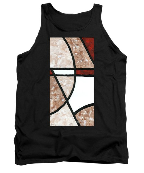 Compartments 2 Tank Top
