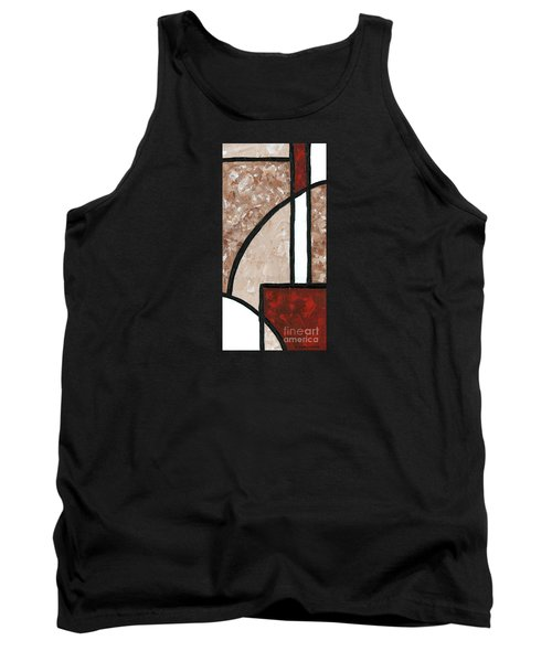 Compartments 3 Tank Top