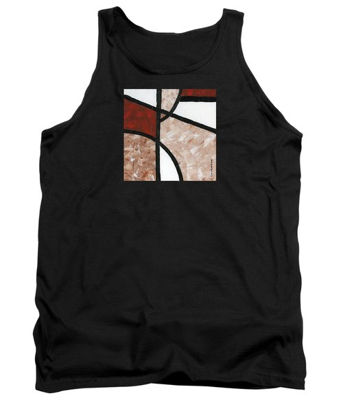 Compartments Panel 6 Tank Top
