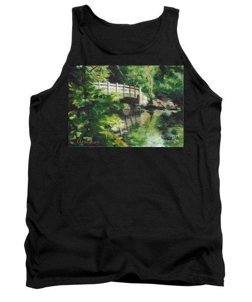 Concord River Bridge Tank Top