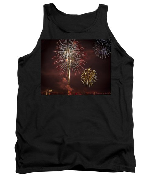 Conesus Ring Of Fire 2015 Tank Top